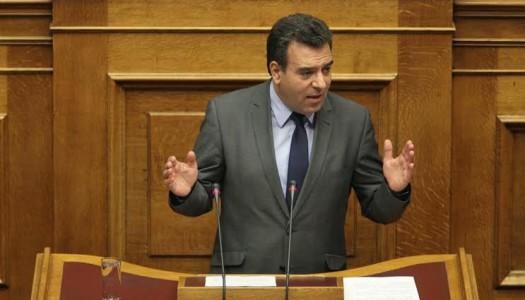 Παρέμβαση Μάνου Κόσνολα για την άμεση ανακατασκευή των λιμενικών εγκαταστάσεων στο Διαφάνι Καρπάθου