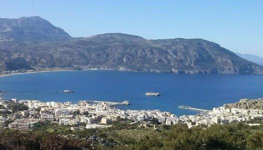 """""""ΚΑΡΠΑΘΙΑΚΗ ΛΕΣΧΗ"""": Δεν εγκρίθηκε η πρόταση του μελετητή για το Νέο Λιμάνι Καρπάθου"""