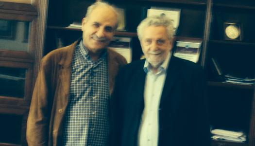 Τον Υπουργό Ναυτιλίας κ. Δρίτσα επισκέφθηκε ο υποψήφιος βουλευτής με τον ΣΥΡΙΖΑ κ.Γ.Αναστασιάδης για θέματα της Καρπάθου