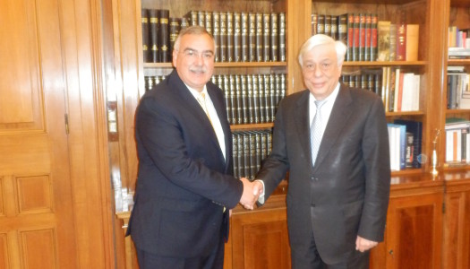 """Ο Πρόεδρος Δημοκρατίας  Προκόπης Παυλόπουλος θα επισκεφθεί την Κάρπαθο στις 5 Οκτωβρίου 2016 για να παραστεί στην 72η Επέτειο της """"5ης Οκτωβρίου 1944"""""""