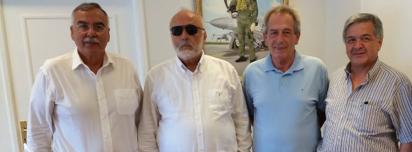 Η επίσκεψη του  Υπουργού κ.Κουρουμπλή στην Κάσο-Κάρπαθο και τα αιτήματα …. μας