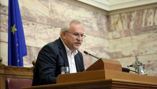 Ο Δημήτρης Γάκης στη σύσκεψη στο Υπουργείο Δικαιοσύνης για το κτηριακό των Δικαστικών Μεγάρων σε Ρόδο και Κω