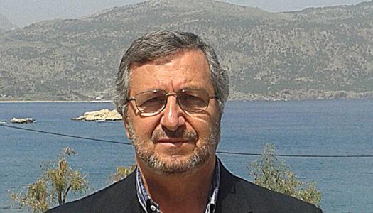 Ο πρώην Έπαρχος Καρπάθου-Ηρωικής Νήσου Κάσου Γιάννης Μηνατσής ορίστηκε Γενικός Συντονιστής των κομματικών οργανώσεων Δωδεκανήσου της ΝΔ
