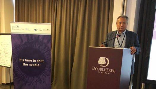 """Ο Δρ. Γιάννης Καραϊτιανός συμμετείχε στην διεθνή συνάντηση """"DR Barometer European Advocacy Workshop"""" που διοργάνωσε η International Federation on Ageing (IFΑ), στο Μιλάνο στις 14-15 Σεπτεμβρίου 2018."""