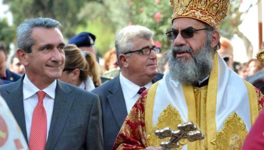 Γιώργος Χατζημάρκος: «Εκπληρώσαμε την δέσμευση μας για την αποκατάσταση του κωδωνοστασίου της Ι.Μ. Πανορμίτη, όπως ακριβώς και για όλα τα έργα που αναλάβαμε στη Σύμη»