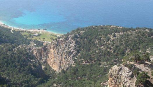 Δημιουργία αναρριχητικών πεδίων στην  Κάρπαθο – Σύναψη Προγραμματικής  Σύμβασης με την Περιφέρεια Ν. Αιγαίου.