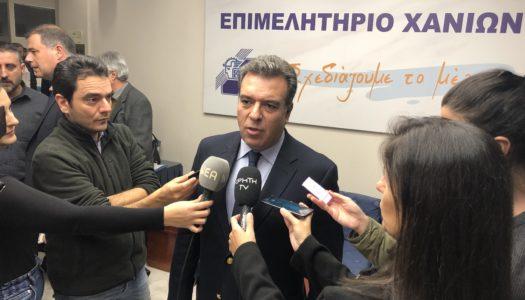 Μάνος Κόνσολας: «Νέο χωροταξικό για να έρθουν επενδύσεις στον τουρισμό»