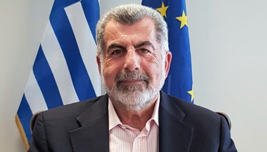 Ο κ. Γιώργος Κασσάρας,από την Κάλυμνο, Οικονομολόγος – π.Βουλευτής Δωδεκανήσου ορίζεται Νέος Γενικός Γραμματέας Αιγαίου και Νησιωτικής Πολιτικής, του Υπουργείου Ναυτιλίας και Νησιωτικής Πολιτικής