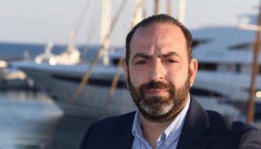 ΚΩΣΤΑΣ ΑΝΤ. ΣΚΙΑΘΙΤΗΣ: Υποψήφιος Κοινοτικός Σύμβουλος στην Α' Δημοτική  Κοινότητα με το Γιάννη Μώραλη και το συνδυασμό «Πειραιάς Νικητής»