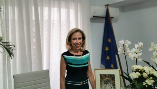 """ΔΩΔΕΚΑΝΗΣΙΑΚΗ ΜΕΛΙΣΣΑ: """"Νέα επίτιμη Πρόξενος της Αυστρίας η κ. Μαίρη Μοσχή-Στάθη, από τη Ρόδο"""""""