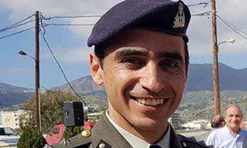 Συγχαρητήρια στον Διοικητή Πυροβολικού Καρπάθου Ιωάννη Καραγιαννίδη!