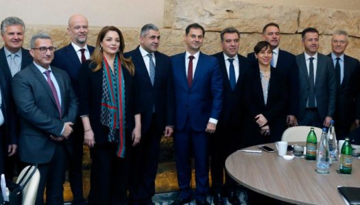 Συνάντηση του Γενικού Γραμματέα Π.Ο.Τ. κ. Zurab Pololikashvili με την πολιτική ηγεσία και φορείς του ελληνικού τουρισμού