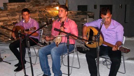 Η Περιφερειακή Ενότητα Καρπάθου-Κάσου εκπροσωπήθηκε με ιδιαίτερη επιτυχία στην 5η Μουσική Συνάντηση Παραδοσιακής Μουσικής Νέων Νοτίου Αιγαίου