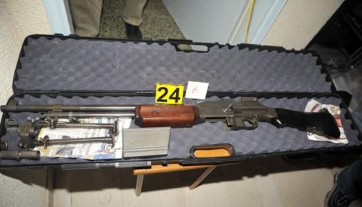 Κατηγορείται για λαθρεμπορία όπλων