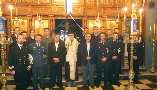 Το Α.Τ. Καρπάθου γιόρτασε τον προστάτη της Ελληνικής Αστυνομίας Άγιο Άρτέμιο