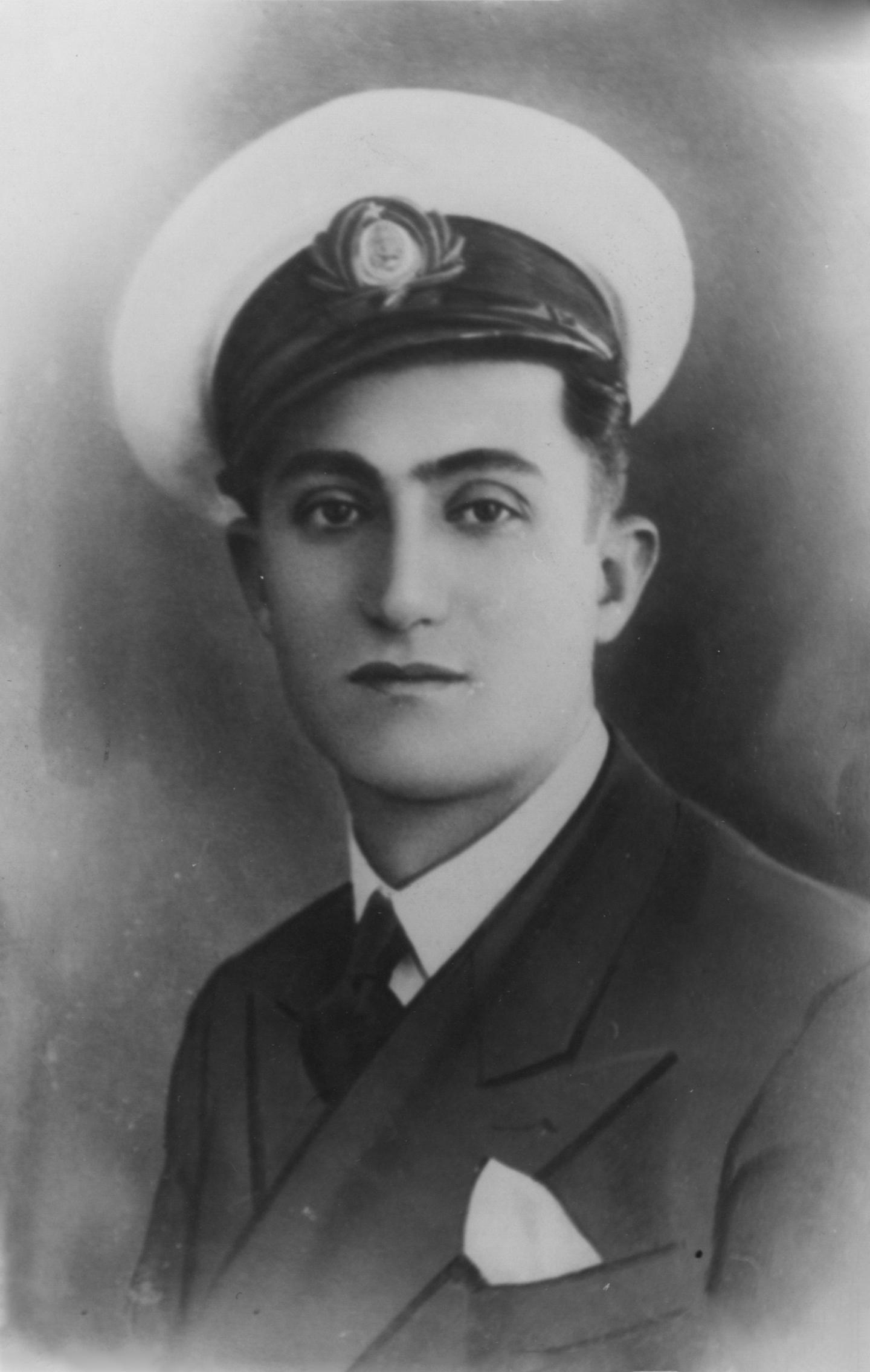 Ο Ήρωας Βασίλης Μιχ. Γεωργίου