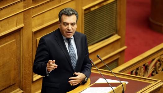 """Μάνος Κόνσολας: """"Χάνουμε Ρώσους τουρίστες λόγω της υποστελέχωσης των ελληνικών προξενείων"""""""