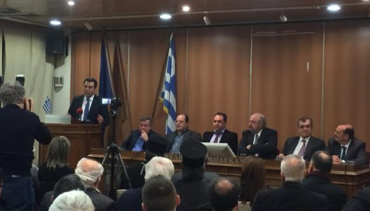Μάνος Κόνσολας: Συνταγματική αναθεώρηση με βαθιές αλλαγές στους Θεσμούς, στο Κράτος και στο πολιτικό σύστημα