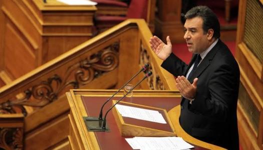 Το ζήτημα της Οδικής Ασφάλειας στα Δωδεκάνησα θα συζητηθεί στην Ειδική Επιτροπή της Βουλής με πρωτοβουλία του Μάνου Κόνσολα
