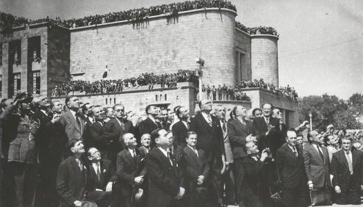 """1959: """"ΕΘΝΙΚΟ ΠΡΟΓΡΑΜΜΑ"""" 11η Επέτειος της Ενσωματώσεως της Δωδεκανήσου με την Ελλάδα"""
