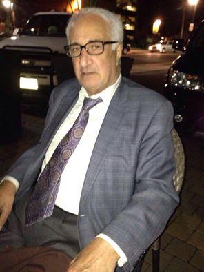 Ο κ. Γιάννης Σακελλάρης,από την Βωλάδα Καρπάθου.