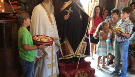 Πυλές: Η Κυριακή 3 Ιουλίου αφιερωμένη στους Αγιορείτες Αγίους Πατέρες