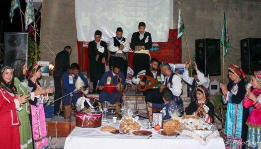 Καρπάθικο γαμπροστόλισμα στο Χώνο Μυλοποτάμου, Κρήτης