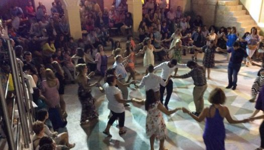Πυλές : Γιορτάστηκε η Κοίμηση της Παναγίας μας