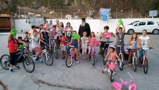 2ος ποδηλατικός αγώνας Πυλών Καρπάθου
