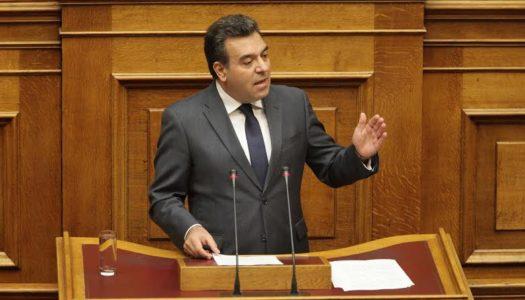Μάνος Κόνσολας: «Δεκάδες μικρομεσαίες επιχειρήσεις του Νοτίου Αιγαίου που δραστηριοποιούνται στον τουρισμό, έμειναν εκτός χρηματοδότησης από το ΕΣΠΑ»