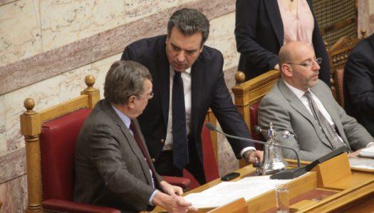 Δεν προσήλθε ο αρμόδιος Υπουργός στη Βουλή για να απαντήσει στην ερώτηση Κόνσολα-Κρεμαστινού για την δημιουργία Ογκολογικού Τμήματος στο Νοσοκομείο της Ρόδου