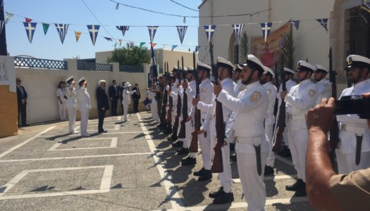 Μάνος Κόνσολας: «Οφειλόμενη τιμή προς τους πολίτες της Κάσου η αναγνώρισή της από την Πολιτεία ως ηρωικό νησί»