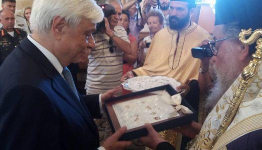 Εορτασμός Επετείου 70 χρόνων Ελεύθερα Δωδεκάνησα στην Κάσο παρουσία της ΑΕ του Προέδρου της Δημοκρατίας