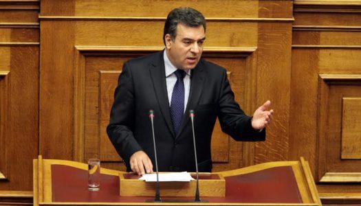 Μάνος Κόνσολας: «Το Υπουργείο Εσωτερικών εξετάζει το αίτημα για την ανακήρυξη της Κάσου ως ηρωικού νησιού»
