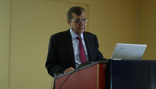 Βράβευση του Καθηγητή  Καρδιολογίας του Πανεπιστημίου Αθηνών Δημήτρη Θ. Κρεμαστινού