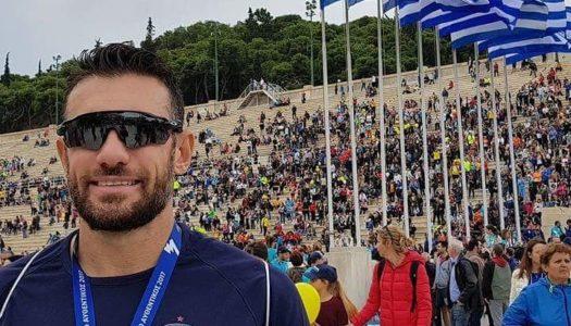 Ο Μανώλης Β. Βασιλειάδης, από το Μεσοχώρι Καρπάθου, είναι ο νέος γυμναστής της ΑΕΚ