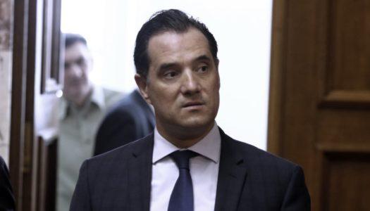 Κορωνοϊός: Πρώτα κρούσματα αισχροκέρδειας – Με πρόστιμα έως και 150.000 ευρώ απειλεί ο Άδωνις – «Θα σκίσω όποιον το κάνει»