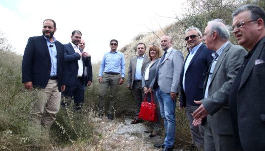 Στον Δήμο Κορυδαλλού παραχώρησε η ΓΓΑ την έκτασή της στο Σχιστό, 115 στρεμμάτων, για τη δημιουργία νέου αθλητικού πόλου στο Λεκανοπέδιο