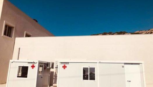 Θάλαμοι απομόνωσης παραδόθηκαν από την Περιφέρεια Νοτίου Αιγαίου στις δομές υγείας Καλύμνου, Καρπάθου, Πάτμου και Αστυπάλαιας