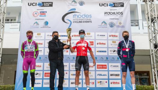 Κυριαρχία των Νορβηγών στον 5ο διεθνή ποδηλατικό γύρο Ρόδου