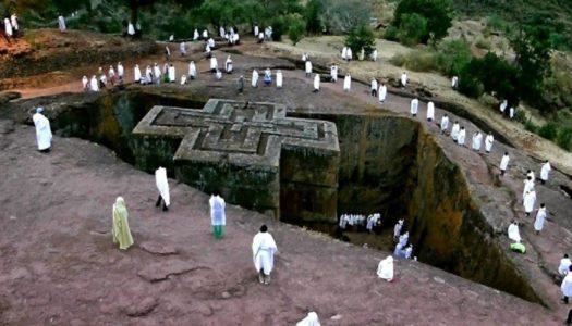 Ο Ναός Αγίου Γεωργίου, Λαλιμπέλα Αθιοπία | Μνημείο Παγκόσμιας Κληρονομιάς της UNESCO