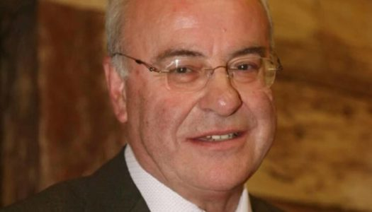 Συλλυπητήρια του Προέδρου της Βουλής για τον θάνατο του πρώην βουλευτή Τάσου Νεράντζη