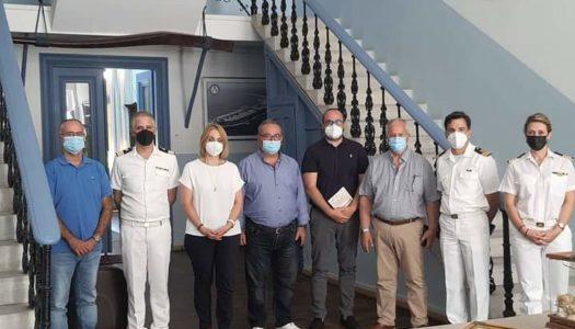 """Μίκα Ιατρίδη: """"Αναβάθμιση του λιμανιού της Καλύμνου με 8.000.000 ευρώ, ενίσχυση του προγράμματος αφαλατώσεων"""""""