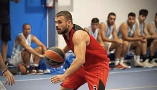 Η «Karpathos Basketball»: Νίκος Μοσχονάς στο ρόστερ της ομάδας.