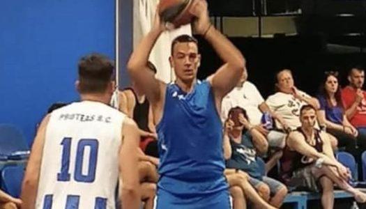 "A.Σ ""ΠΡΩΤΕΑΣ"" ΑΠΕΡΙΟΥ ΚΑΡΠΑΘΟΥ:H ""Karpathos Basketball"" καλωσορίζει τον  Γιώργο Χατζηδάκη"