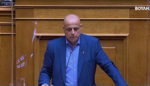Ν. Σαντορινιός: Άμεσα πρέπει να βρεθεί λύση για τη λειτουργία του Σφαγείου της Ηρωικής Νήσου Κάσου. Κατάθεση Αναφοράς