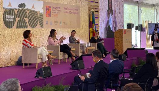 Συμμετοχή Υφυπουργού Τουρισμού Σοφίας Ζαχαράκη στην 5η Παγκόσμια Συνδιάσκεψη του ΠΟΤ για τον Οινοτουρισμό