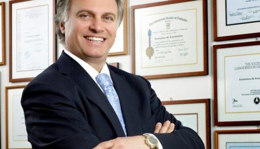 """Οι νικητές των Παγκόσμιων Βραβείων Sciacca 2021. Βραβείο """"Ιατρικής"""" στον Δρ. Ιατρικής, Χειρουργό Κωνσταντίνο Μιχ. Kωνσταντινίδη"""