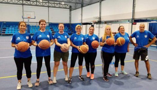 Για πρώτη φορά στην Κάρπαθο τμήμα   μπάσκετ  για  κυρίες άνω των 20 ετών!!