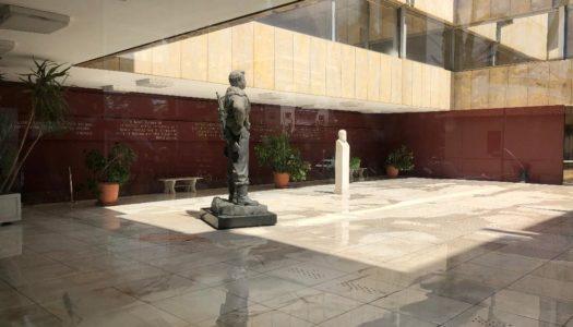 Ωδή για την «Ειρήνη»   Καλλιτεχνική εκδήλωση για τον εορτασμό της Παγκόσμιας Ημέρας Ειρήνης στο Πολεμικό Μουσείο Αθηνών